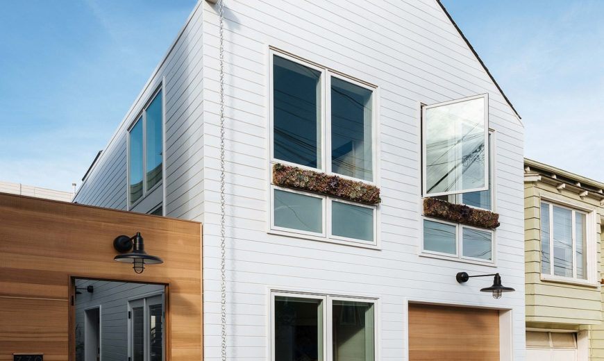 San Francisco Home from Early 1900s Gets A Facelift
