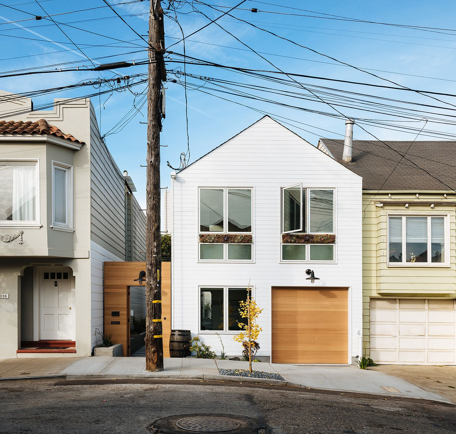Revamped and renovated home on Banks Street, San Francisco
