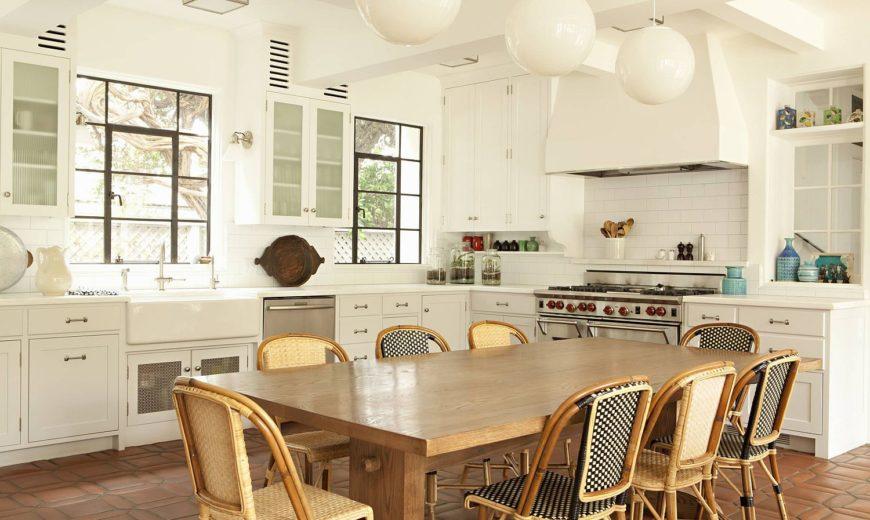 20 Parisian-Inspired Kitchen Design Ideas