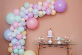 A Guide For Elegant But Affordable Baby Shower Decorations