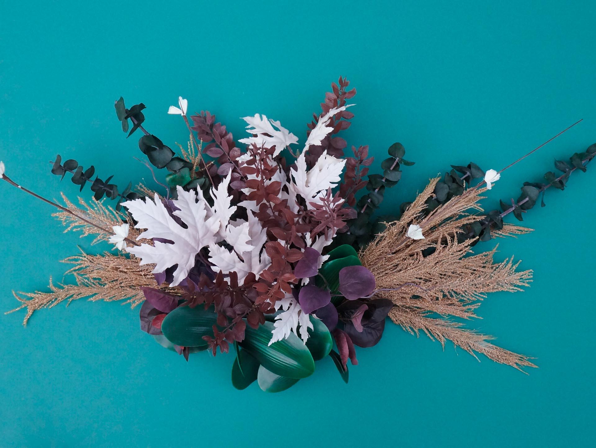 DIY fall floral bundle
