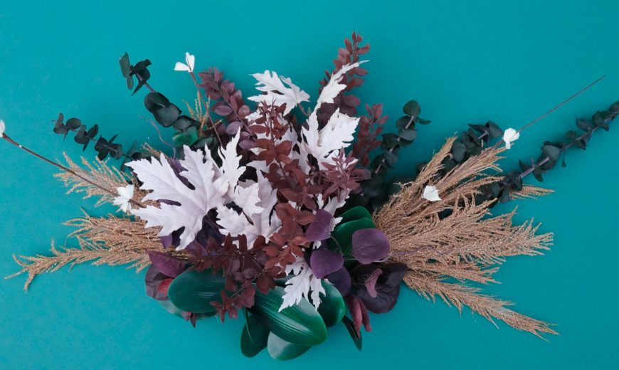 Fall Wreaths for Design Lovers