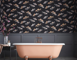20 Wallpapers That Are Actually Chic and Trendy