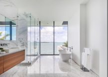 Floating-wooden-vanity-for-the-contemporary-bathroom-with-stunning-views-217x155