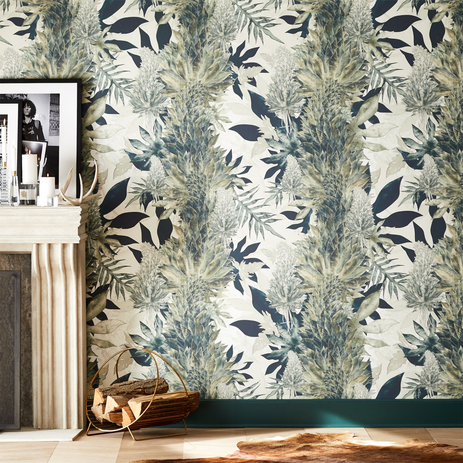 abstract vegetation cool wallpaper