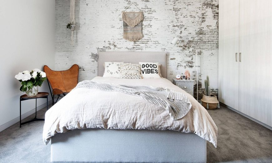 Brick Wallpapers Turn Up the Style: Ingenious Alternative Ideas, Inspirations