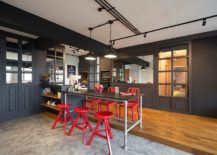 Industrial-Parisian-style-of-the-smart-kitchen-in-Singapore-217x155