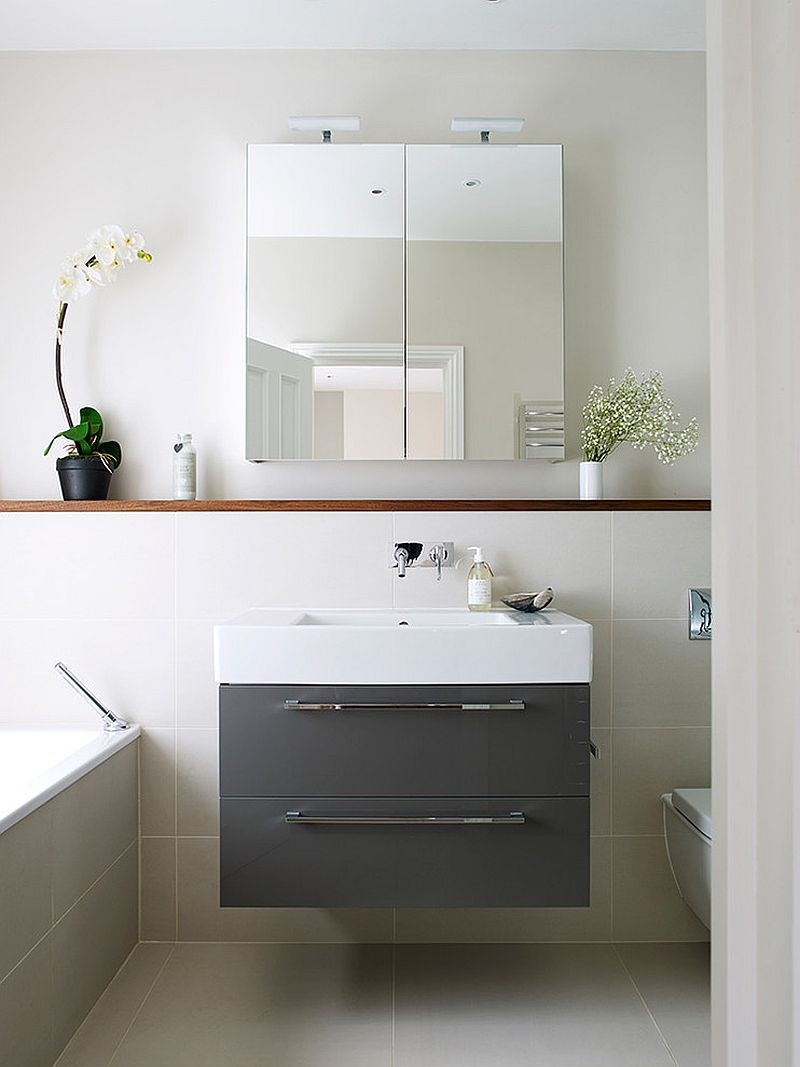 Mirrored-medicine-cabinets-give-the-bathroom-a-more-sophisticated-look