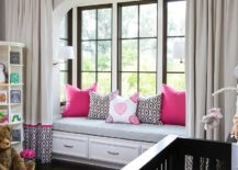 Modern-Mediterranean-style-nursery-with-a-window-seat-that-offers-additional-storage-space-217x155