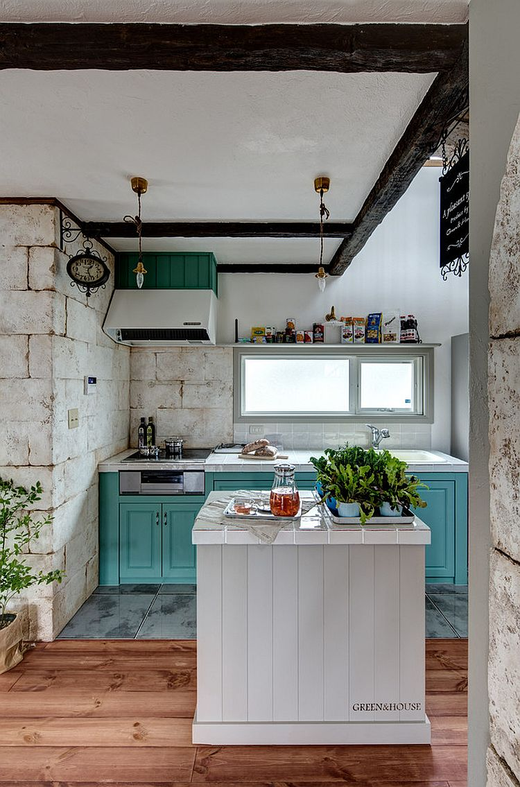 Perfect-and-understated-way-to-add-color-to-the-small-neutral-kitchen