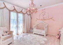Pretty-pink-girls-nursery-with-elegant-Mediterranean-style-217x155