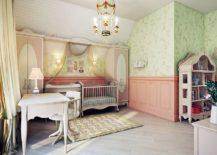 Spacious-and-elegant-modern-Mediterranean-style-nursery-with-bookshelf-217x155