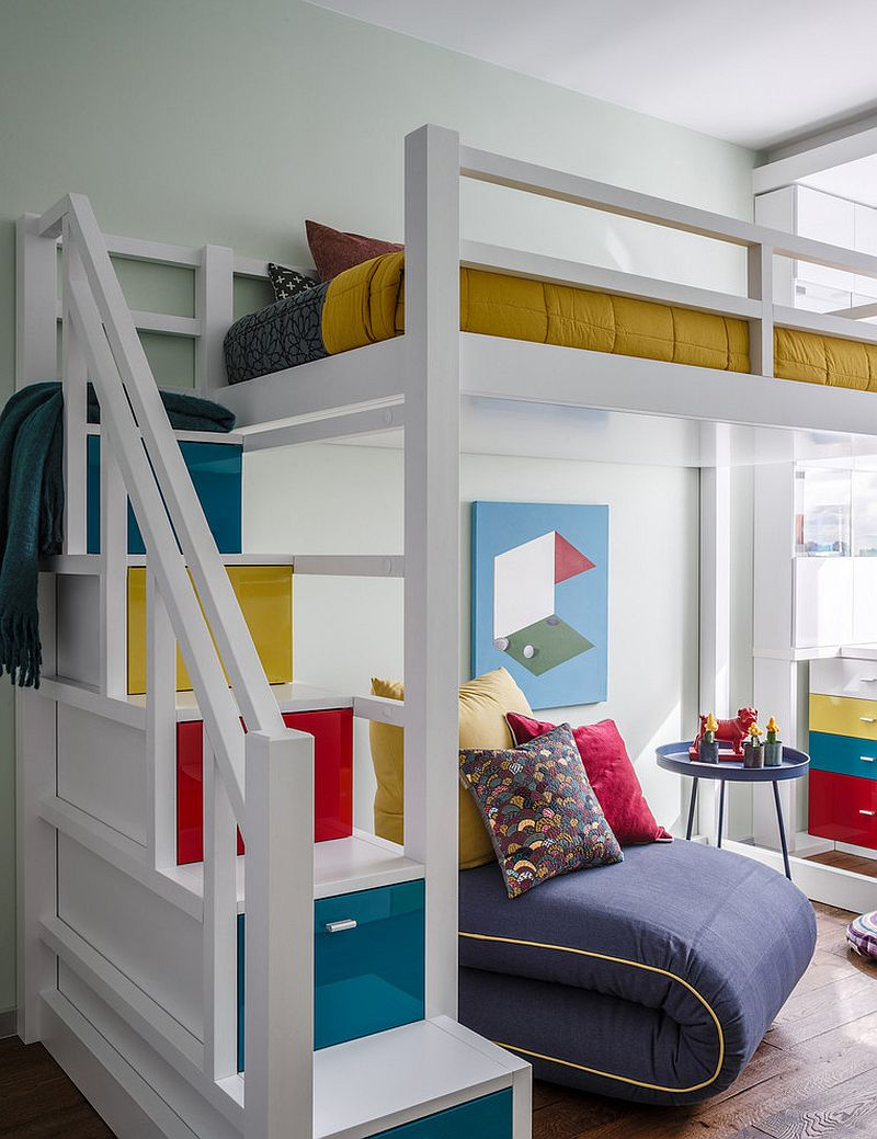 Staircase-to-the-bed-can-also-be-used-to-provide-additonal-storage-space