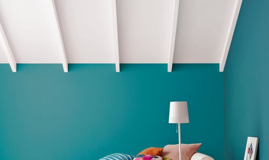 Embrace Teal and Color Your World Blue-Green