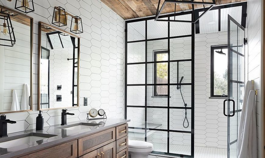 10 Trendiest Ways to Give your Bathroom a Luxurious Upgrade