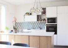 Tiles-with-geo-charm-make-a-big-visual-difference-inside-the-all-white-kitchen-217x155