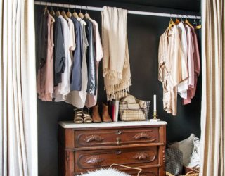 25 Small Closets that Work for Every Home: Space-Savvy Bedroom Ideas