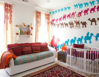 Beautiful Nurseries with Mediterranean Theme: Best Ideas, Inspirations