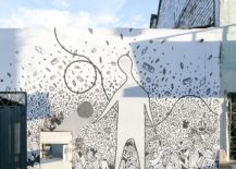 Beautiful-wall-mural-by-architect-Carlos-Valarezo-graces-the-street-facade-of-the-office-217x155