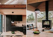 Black-accents-and-cabinets-through-out-the-cabin-anchor-it-and-provide-visual-contrast-217x155