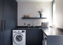 Bluish-gray-laundry-room-idea-with-white-shaping-the-backdrop-217x155