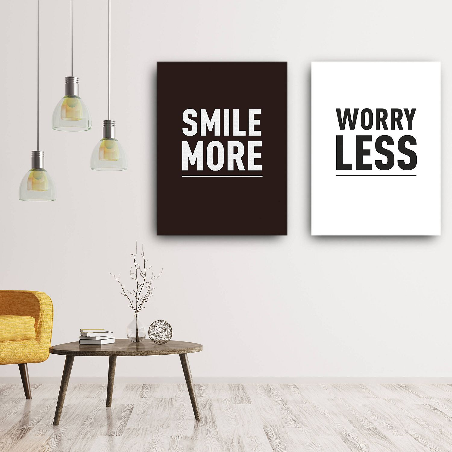 Choose a wall art piece that reflects your personal style along with the style of the room