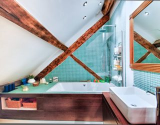 Small Rustic Bathrooms: 15 Fabulous Ideas for Everyone