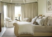 Comfy-tufted-sleigh-bed-is-a-rare-find-that-adds-luxury-to-the-bedroom-with-festive-charm-217x155