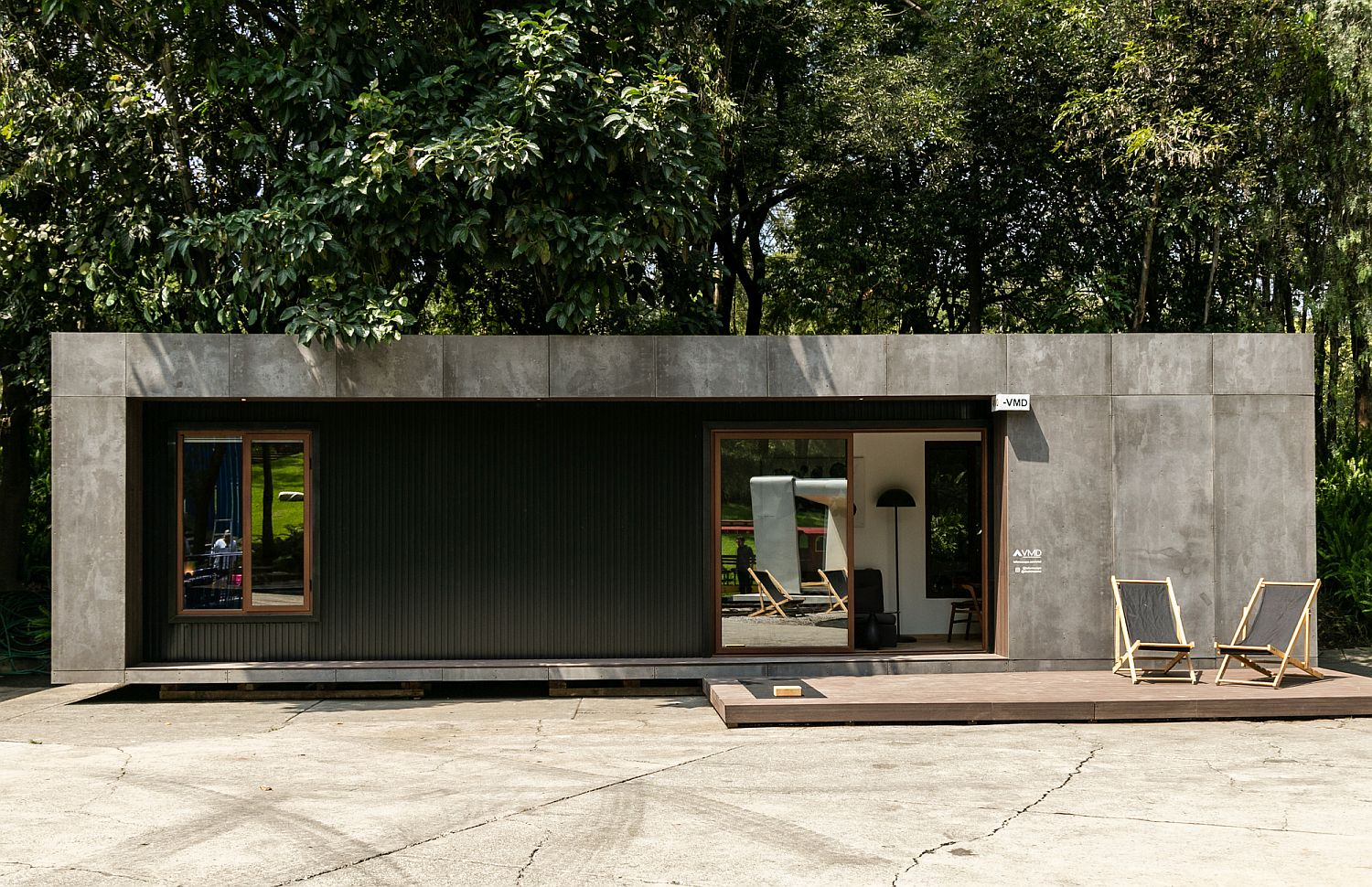Cost-effective and eco-friendly Mexico City prefabricated home that makes a difference