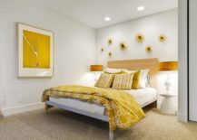 Elegant-pops-of-gold-and-yellow-for-the-modern-bedroom-in-white-217x155