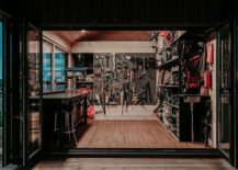 Garage-at-the-cabin-complete-with-everything-one-could-ask-for-217x155