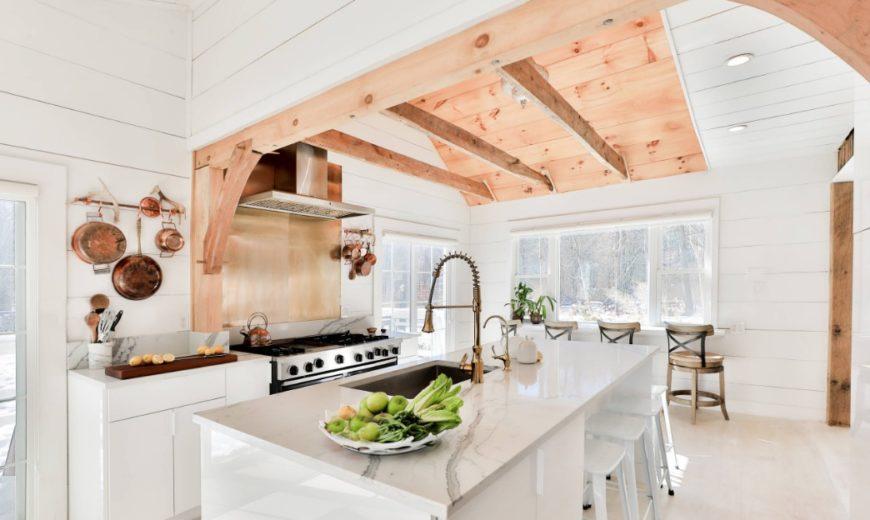 Modern-Unfinished-Shiplap-Kitchen-870x520