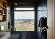 Modern-rustic-bathroom-with-a-touch-of-sophistiation-and-a-woodsy-ceiling-217x155