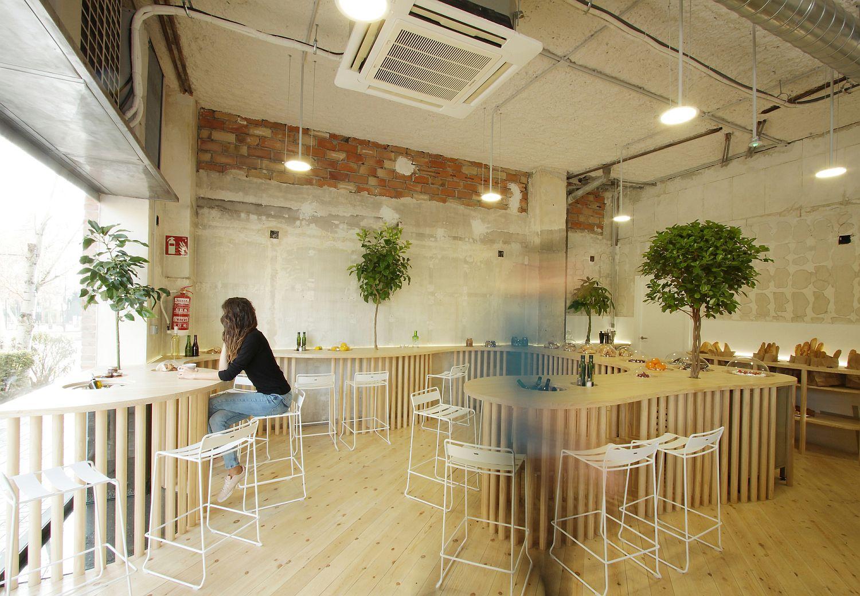 PLACE´TA Restaurant designed by Juan Moya Romero in Granada, Spain