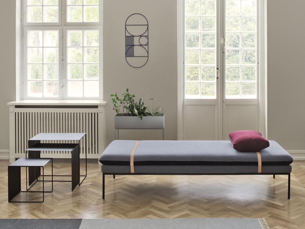 Scandinavian daybed from ferm LIVING