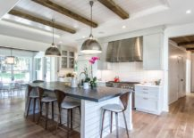 Shiplap-In-Large-Modern-Kitchen-and-Dining-Area-217x155