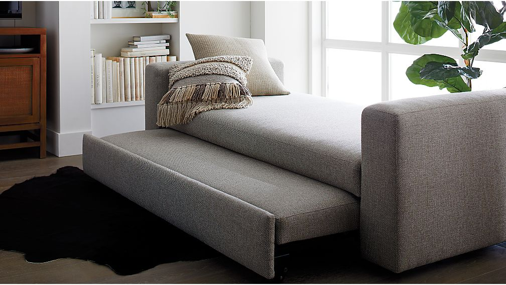 Sleeper daybed with modern style