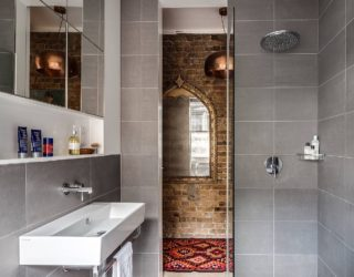 Small Gray Bathroom Ideas: A Balance Between Style and Space-Conscious Design