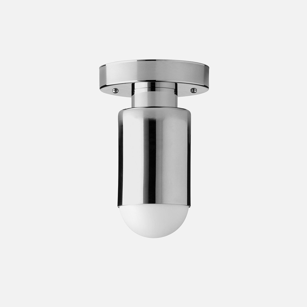 Surface-mounted-light-fixture-in-silver-finish