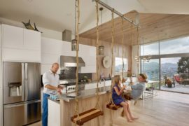 Creative Seating Options for the Perfect Social Kitchen