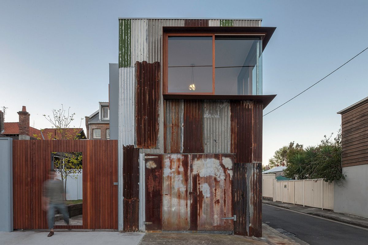 Giving the Old Aussie Tin Shed an Amazing New Lease of Life