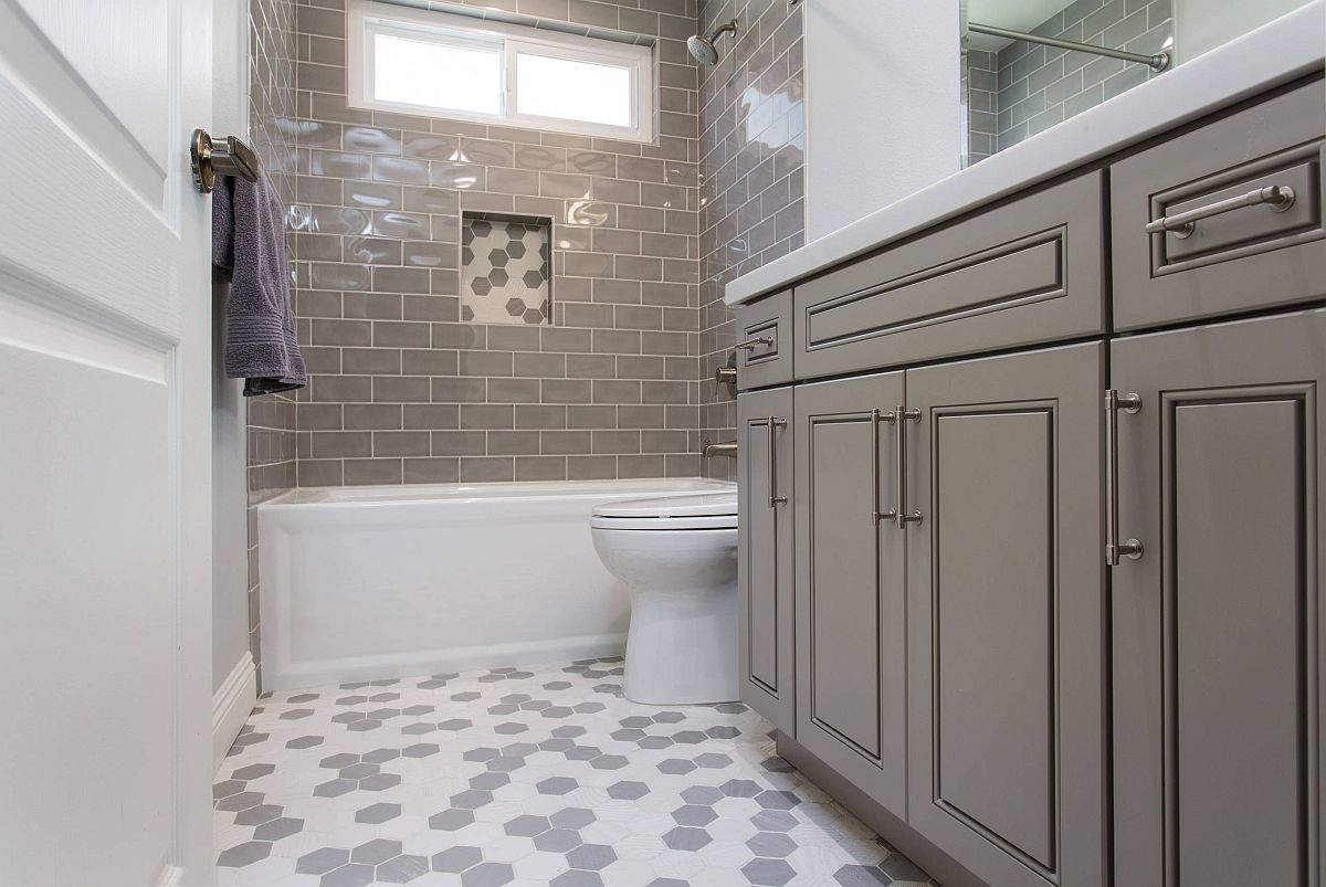 Small Gray Bathroom Ideas A Balance Between Style And Space Conscious Design Naturalistes Info