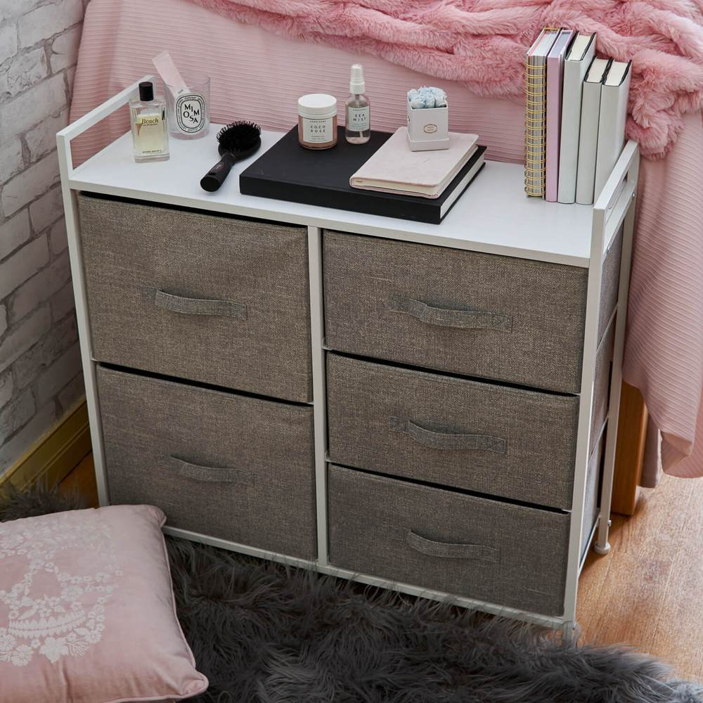 5-drawer storage unit from Dormify