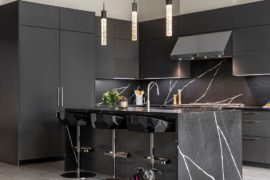 Beautiful Black Kitchens: 20 Exquisite Ideas and Inspirations Cutting Across Styles