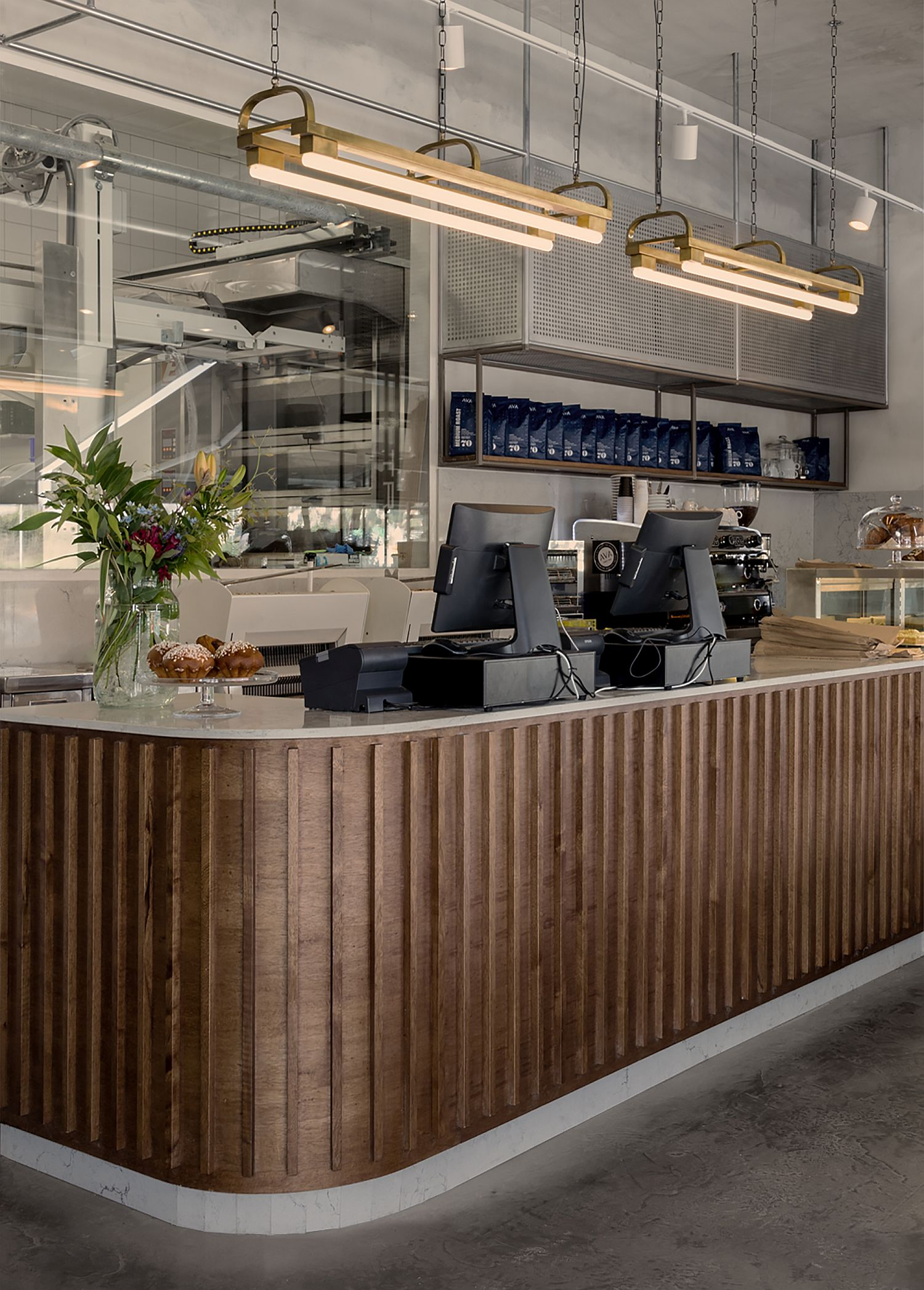 Curved-front-desk-at-the-Teller-Bakery-gives-it-distinct-identity