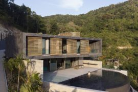 Breathtaking Andaman Sea and Sunset Views Await at the Kalim Beach House