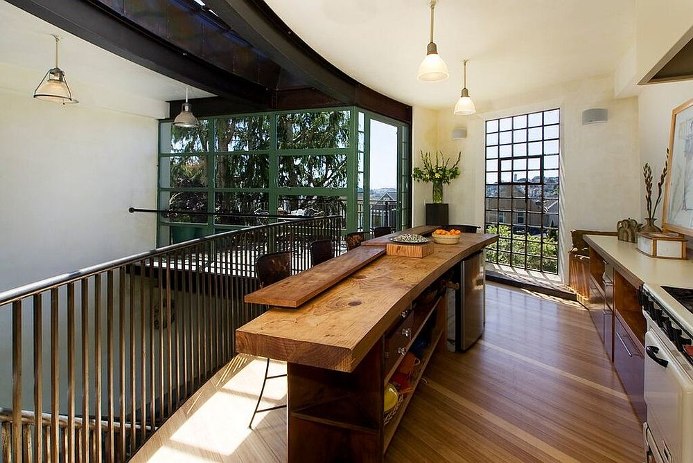 Curved-wooden-island-with-bespoke-design-that-steals-the-spotlight