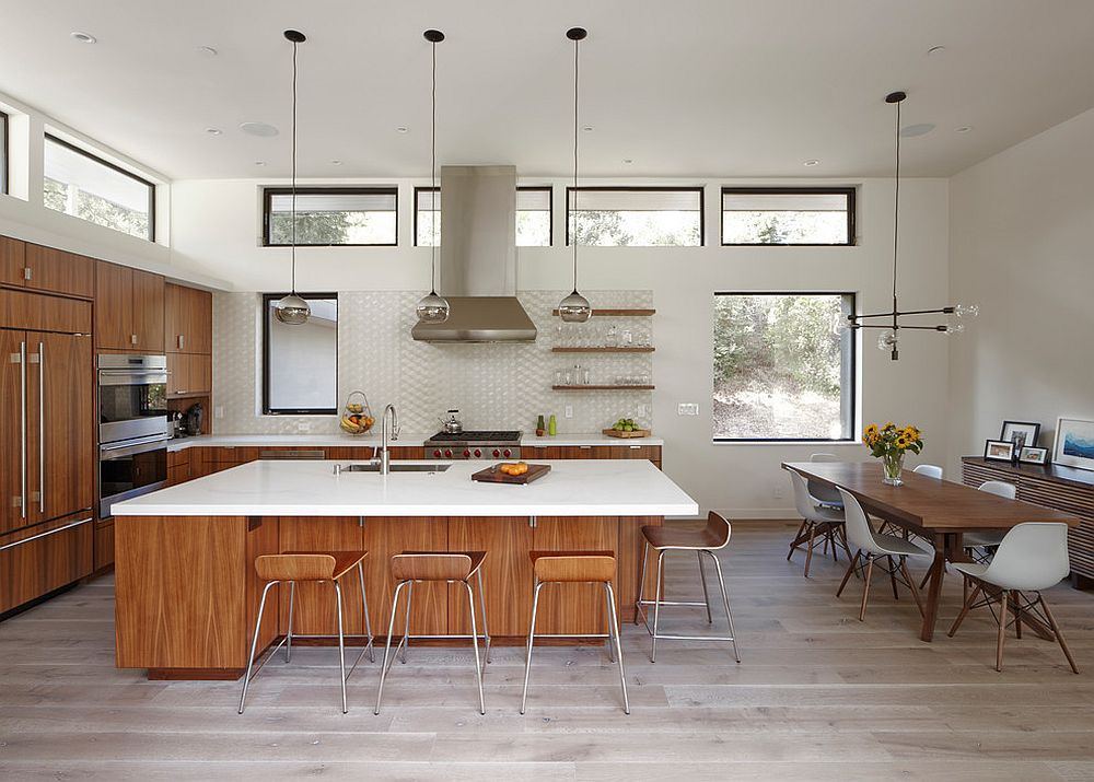 Dining-room-and-kitchens-next-to-one-another-paint-a-picture-of-serenity
