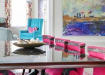 Exquisite-pink-chairs-with-modern-vibe-add-color-to-the-neutral-dining-rooms-217x155