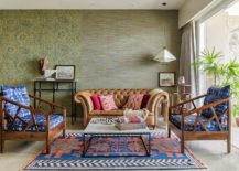 It-is-decor-that-brings-vivacious-color-to-this-modern-tropical-living-room-in-Mumbai-217x155